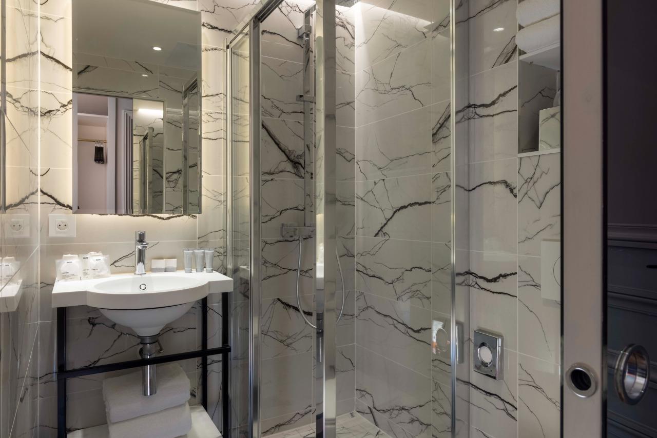 CHAMBRE TWIN FORÊT SAUVAGE - Hotel La Canopee