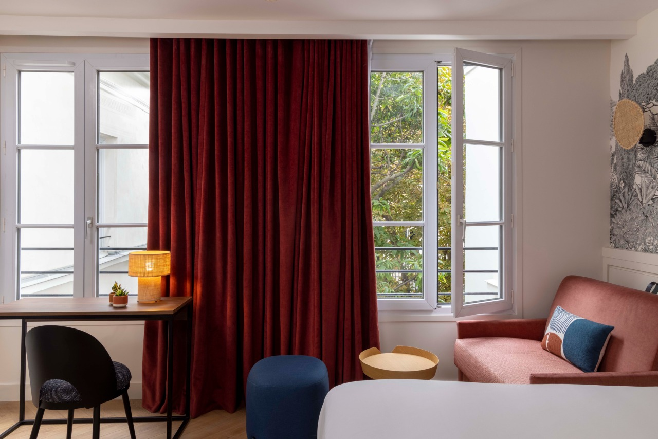 Window - Hotel La Canopee