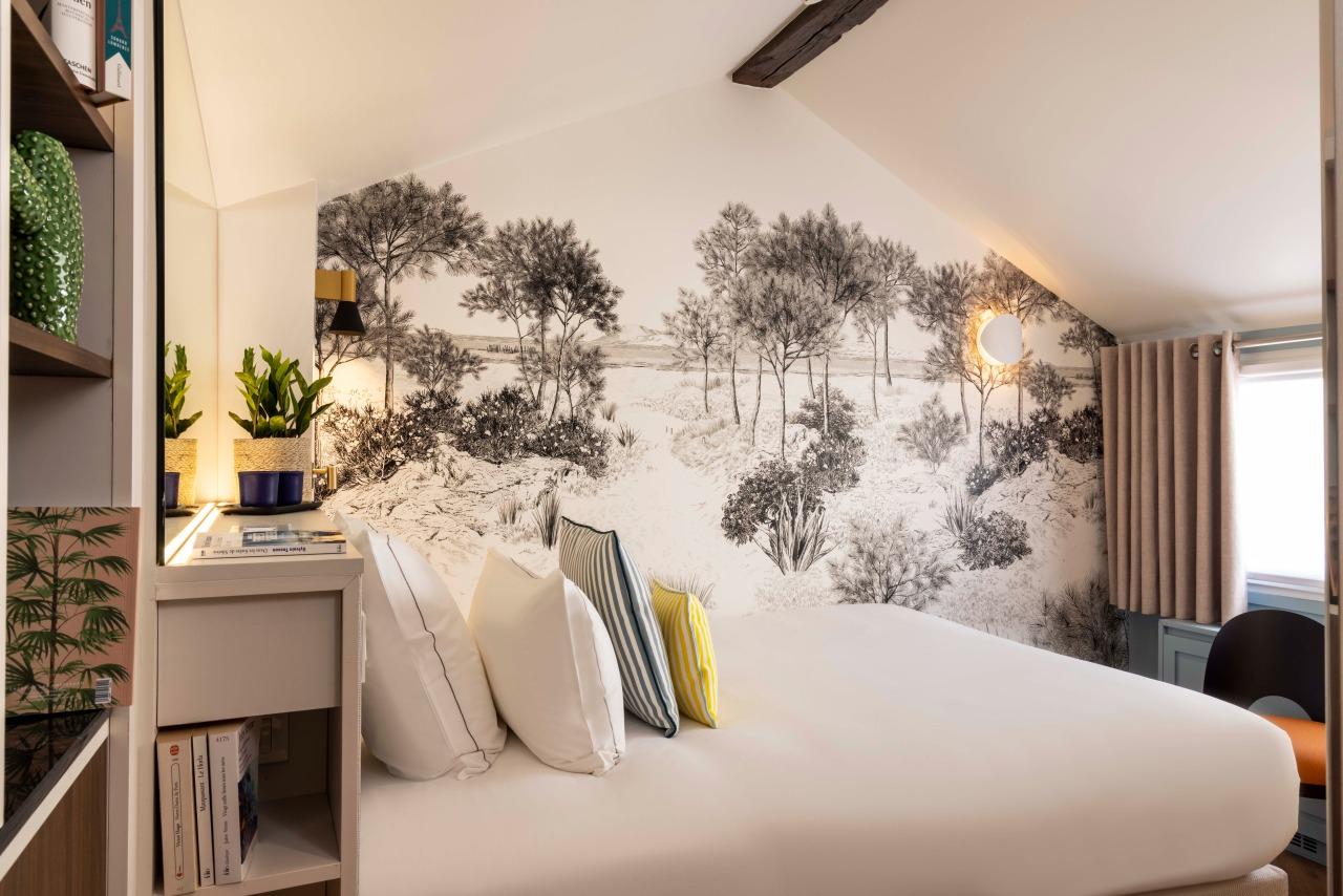 Bed Pellow - Hotel la Canopee