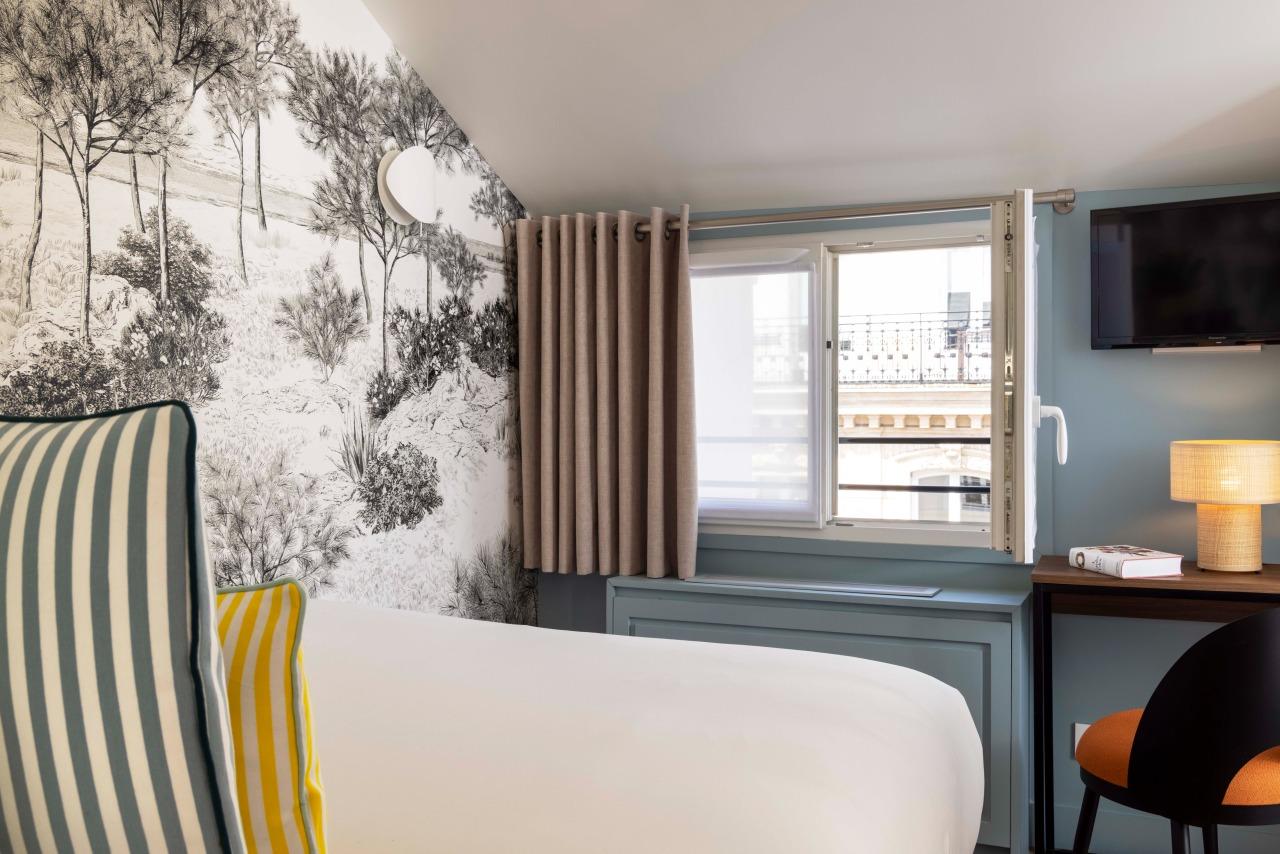 Bed Room - Hotel la Canopee