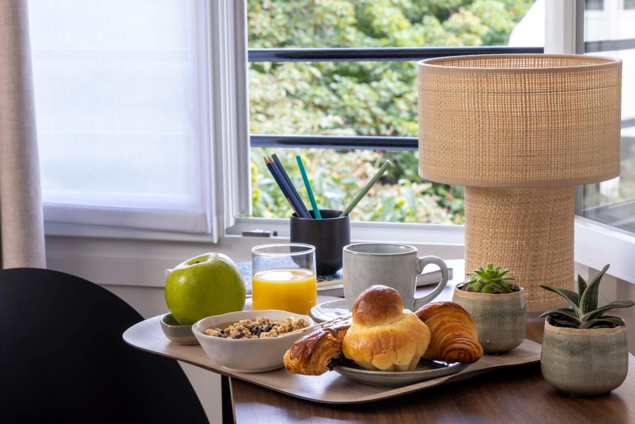 Breakfast Meal - Hotel la Canopee